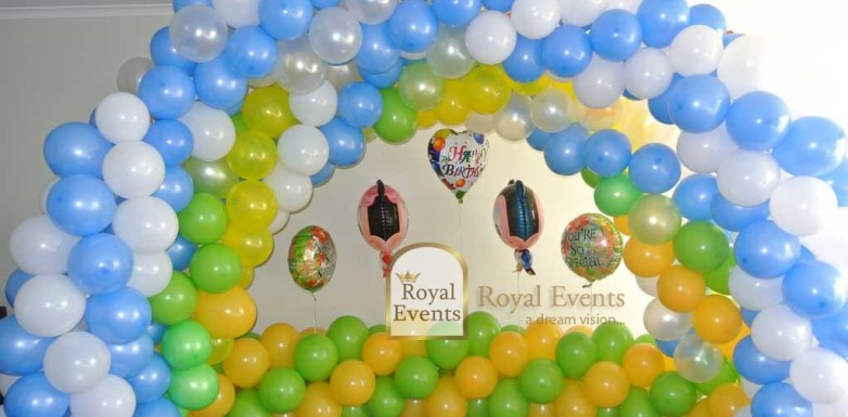 BALLOON DÉCOR