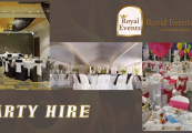 Party Hire Items